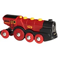 5ZZ80 Mighty Red Action Locomotive Train