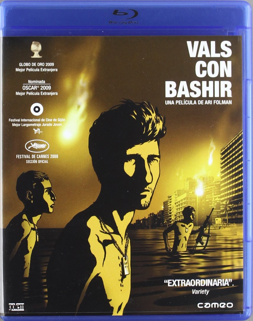 Vals Con Bashir [Blu-ray]