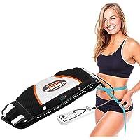 Afslanken van het lichaam Verwarmingsgordel Elektrische vibrerende stimulator Tailletrimmer Gewichtsverlies Vet…