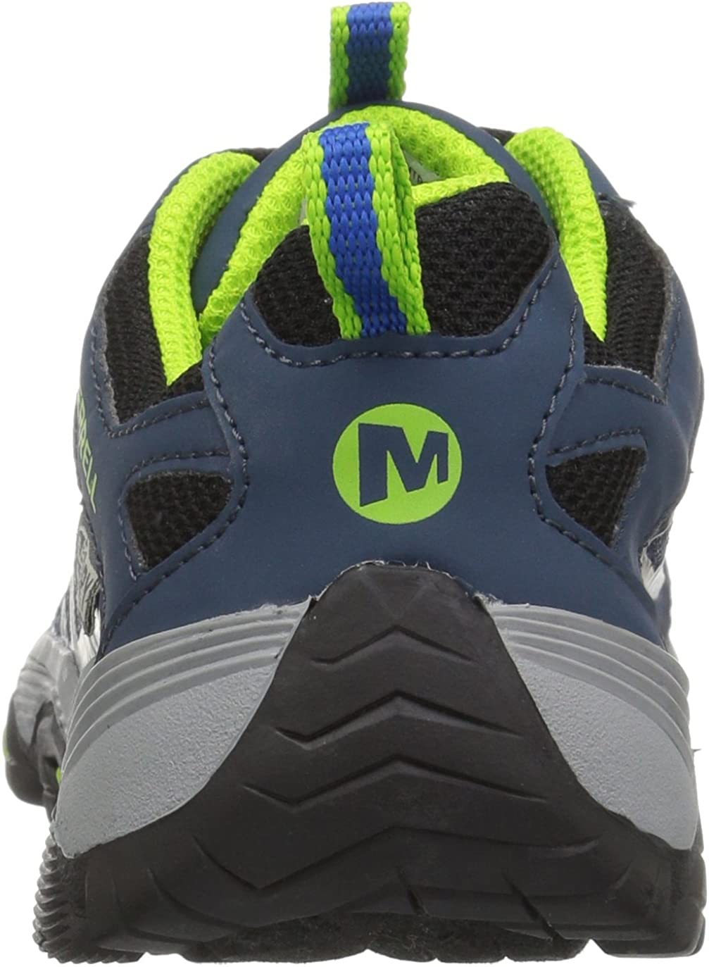 Zapatillas de Senderismo para Ni/ños Merrell Ml-Boys Moab Fst Low WTRPF