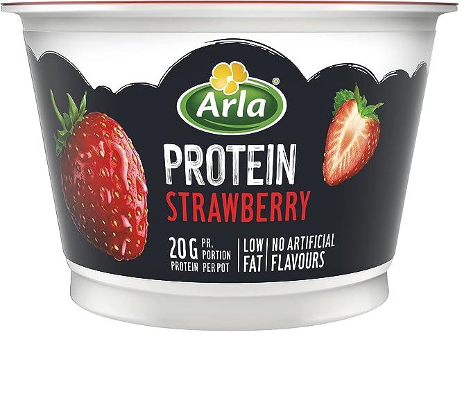 Arla Arla Protein Quark Fresa & Bálsamo de Limón, 200g ...