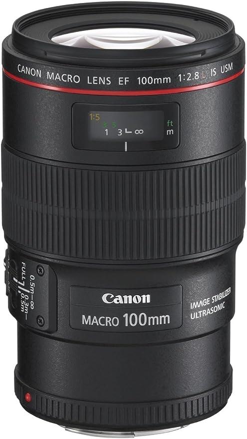 Canon Makro Und Porträtobjektiv Ef 100mm F2 8l Macro Kamera