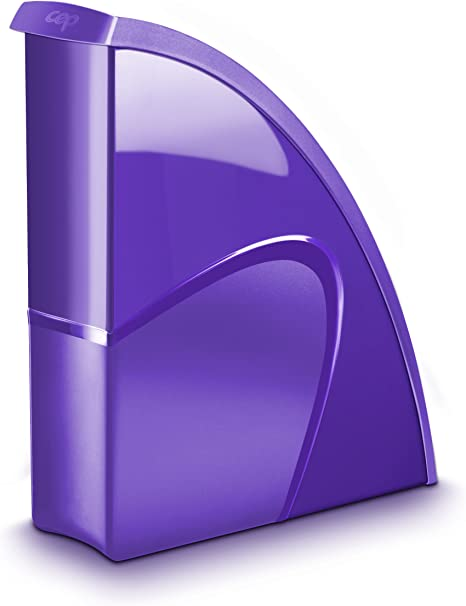Image of CEP Gloss 674 + - Revistero archivador, color violeta