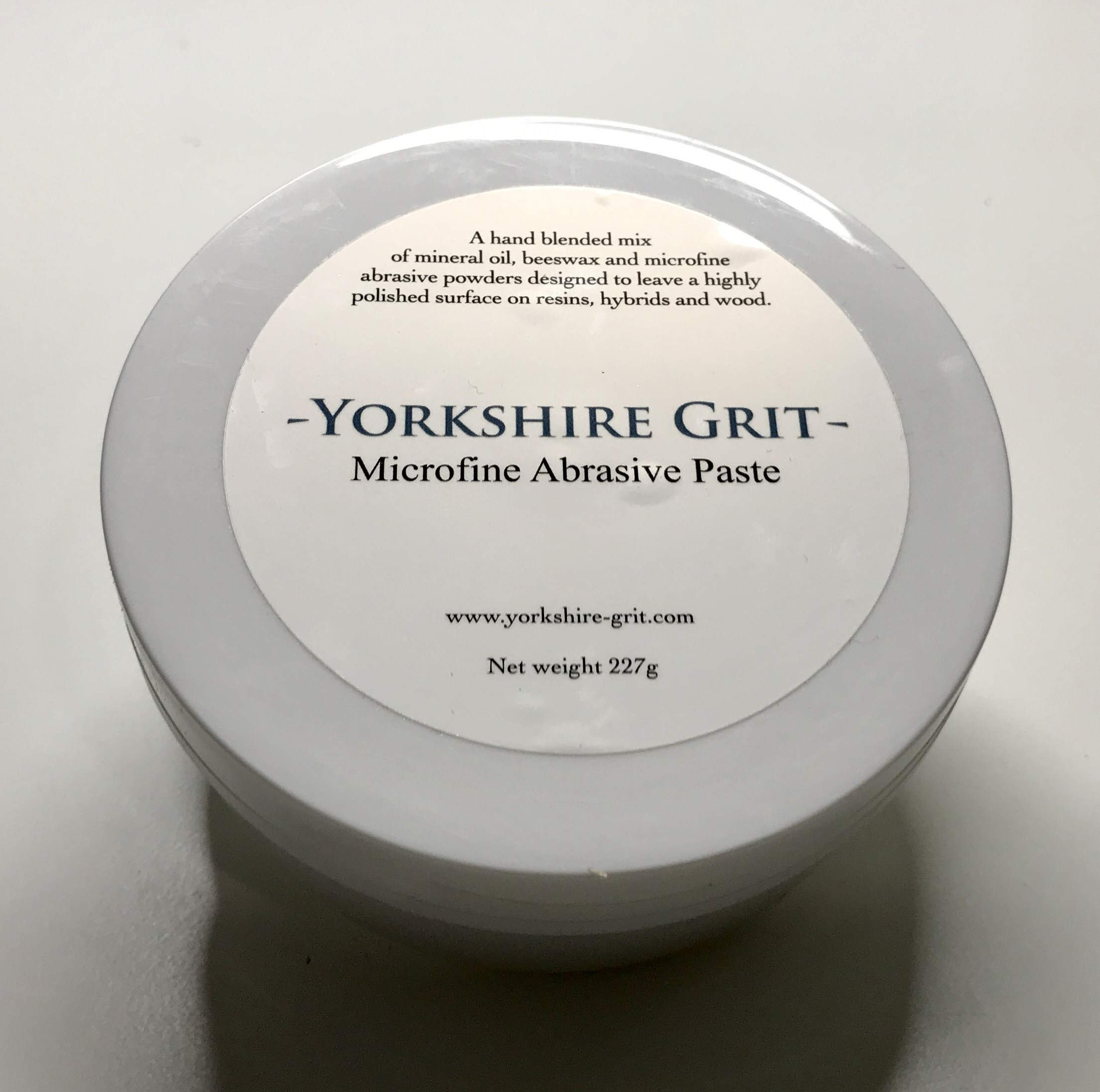 Pasta abrasiva Mabie Todd Yorkshire Grit Original Woodturners