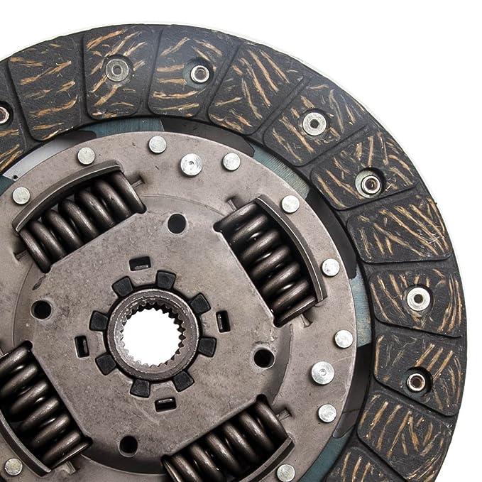 maXpeedingrods para VW 1.4 16 V 032198141 X 6 K0198007 3pc Kit de embrague con rodamiento 200 mm de diámetro: Amazon.es: Coche y moto