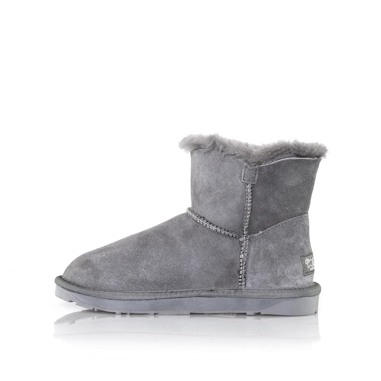 8cb5076a98e UGG Boots Short Cuff Roll Women Winter Shoes Premium Australian ...