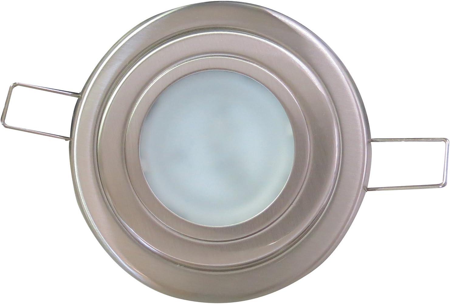 69929B-NI6K//F-DB ITC Decor Nickel LED Overhead Light