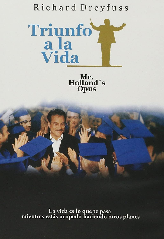 Amazon.com: Mr. Hollands Opus - Triunfo a la Vida [*Ntsc ...