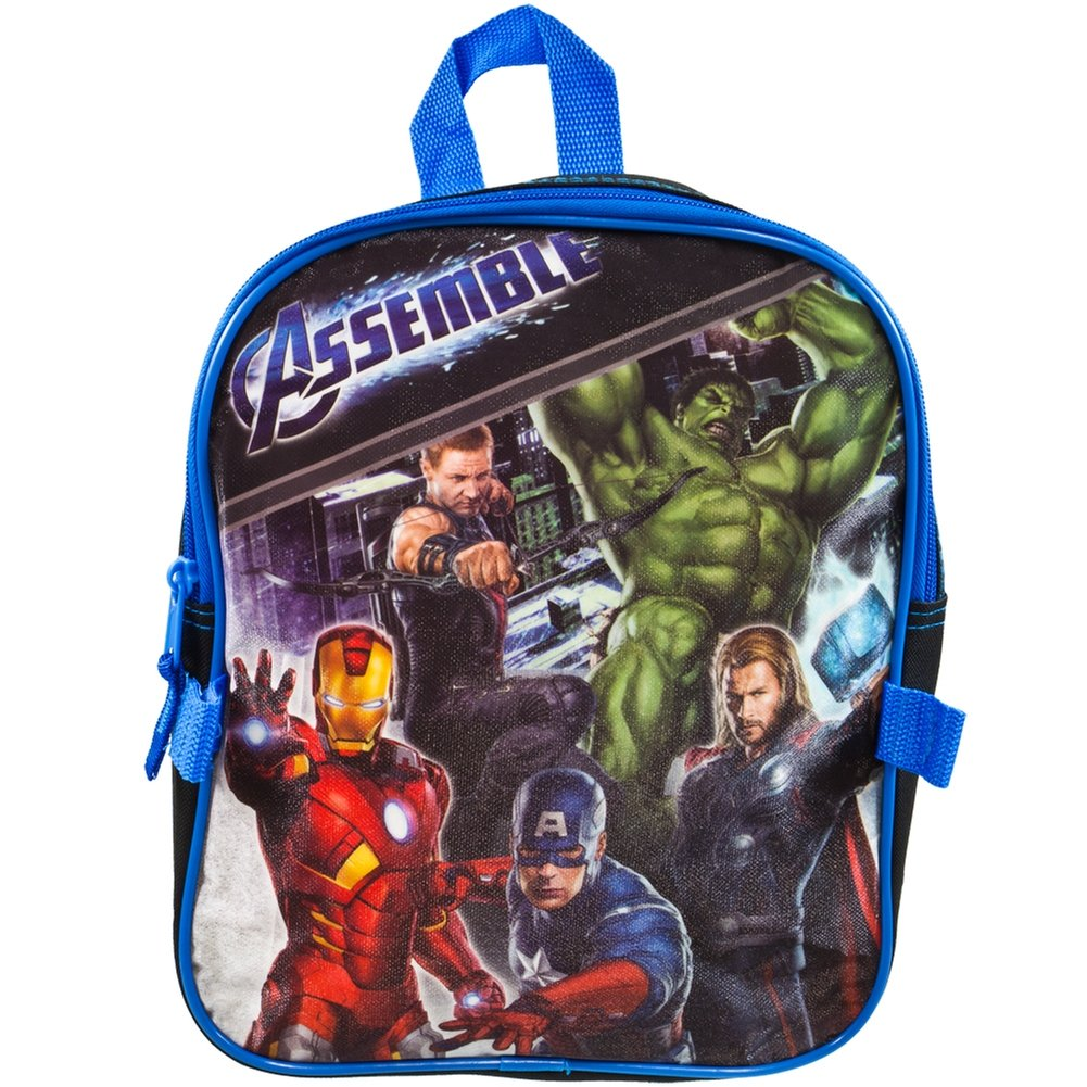 ee78f9ee4d Amazon.com  Marvel Avengers 12 Toddler Backpack Detachable Utility Bag   Sports   Outdoors