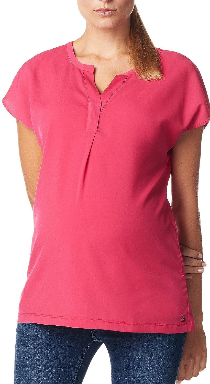 ESPRIT Maternity Damen Regular Fit Umstands Bluse D84317, Gr