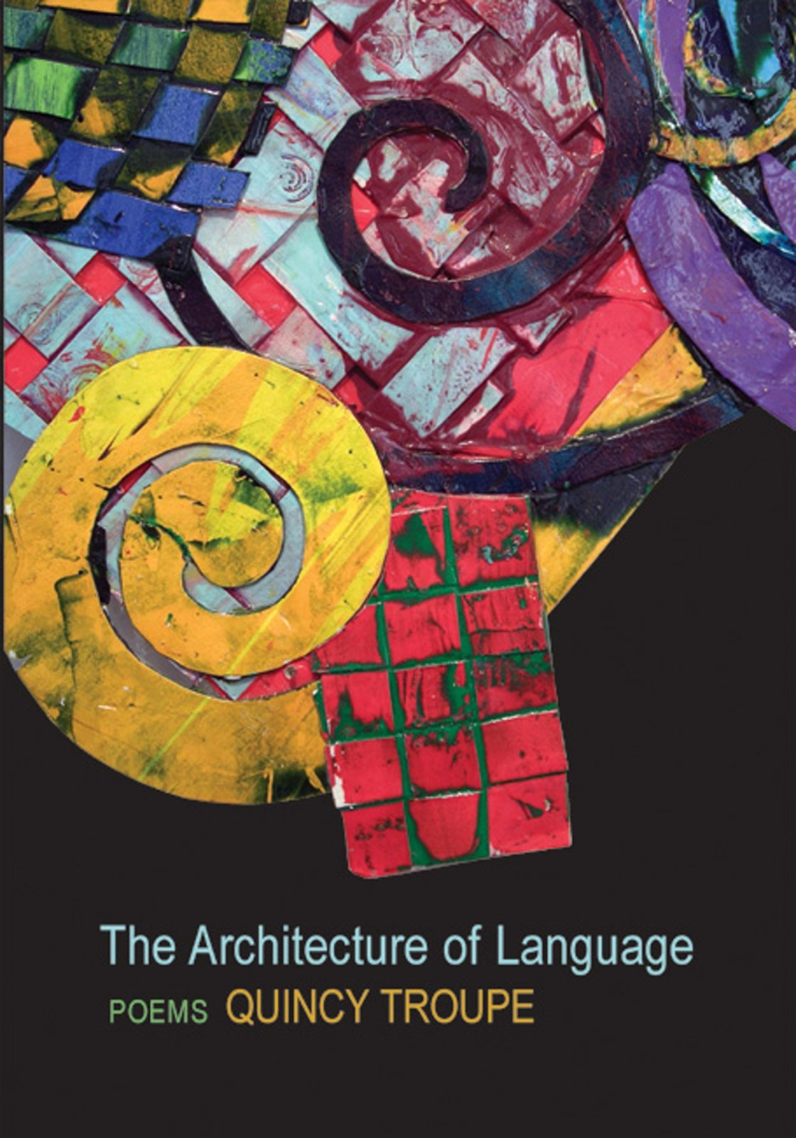 The Architecture of Language by Brand: Coffee House Press