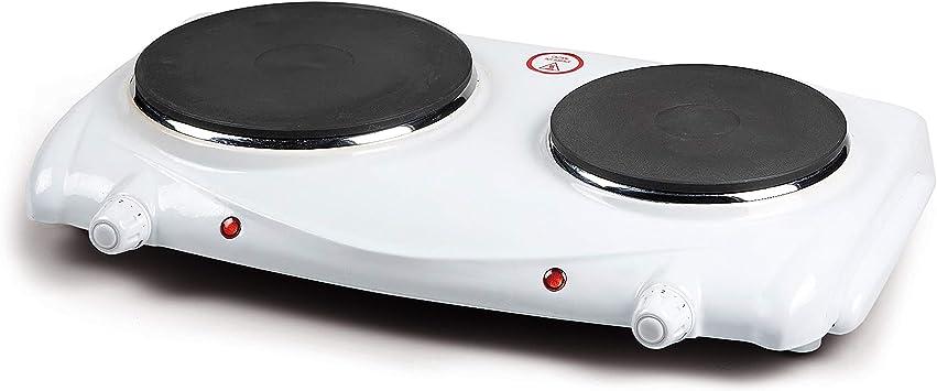 Solis Domo DO 310 KP - Cocina eléctrica con Dos Fuegos ...