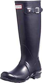 Amazon.com | Hunter Womens&39s Original Tall Welly Boot | Mid-Calf