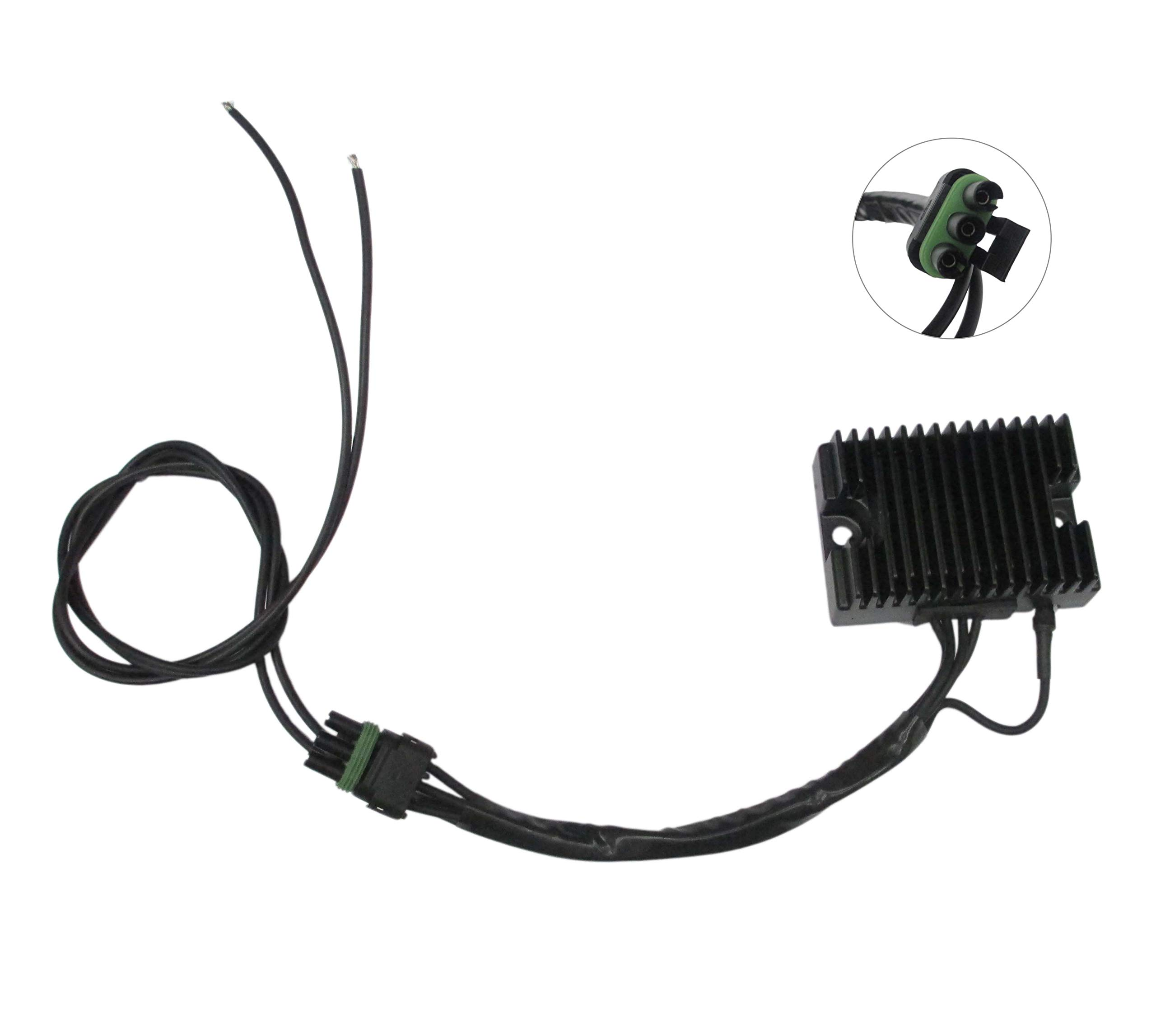 Voltage Regulator Rectifier for Compu-Fire 40A 55402 3-Phase Charging Systems 60-3337