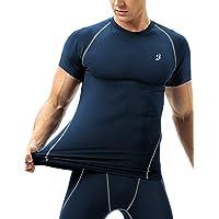 Roadbox Men's Short-Sleeve Compression Shirt