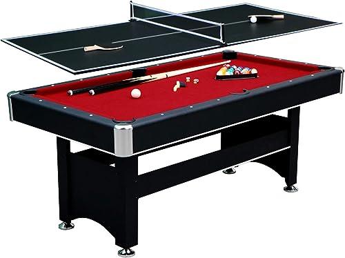 Hathaway Spartan 6' Pool Table, 72