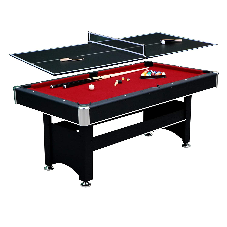 Hathaway Spartan 6' Pool Table