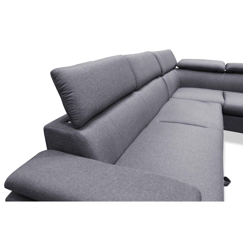 Muebles Baratos Sofa Cama con Chaise Longue, 4 plazas ...