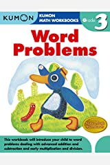 Grade 3 Word Problems (Kumon Math Workbooks Grade 3) Paperback