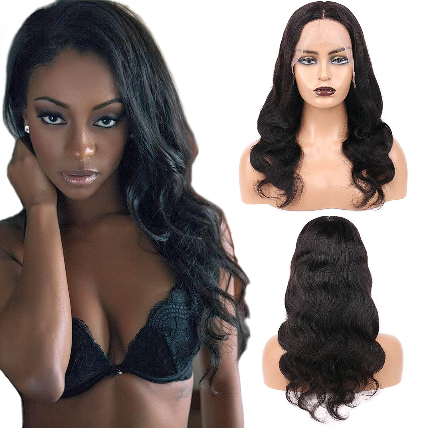 Max 43% OFF T Part Body Wave Wig Max 42% OFF Human Front Brazili Hair Lace Wigs Glueless