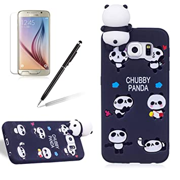 coque galaxy s6 dessin