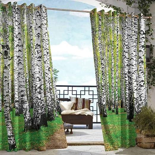 VIVIDX Cortina de Puerta corredera, Natural, para Porche, Playa y Patio, Phuket: Amazon.es: Jardín