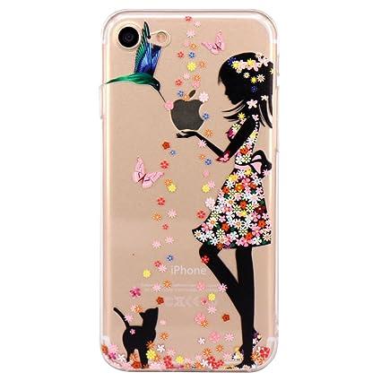 pretty silicone iphone 7 case