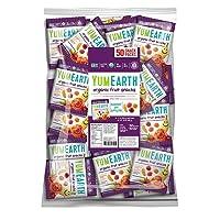 Deals on YumEarth Organic Fruit Snacks 35oz