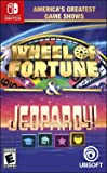 America's Greatest Game Shows: Wheel of Fortune & Jeopardy! - Nintendo Switch Standard Edition (Renewed)