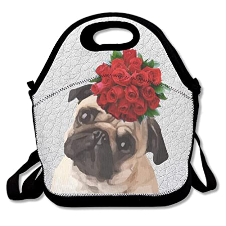 Modo Design Funny Dabbing Yoga Pug Life Keep Calm Love Pugs Lunch