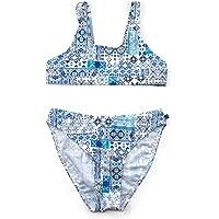 Bon+Co Girls Azule Crop Bikini Set