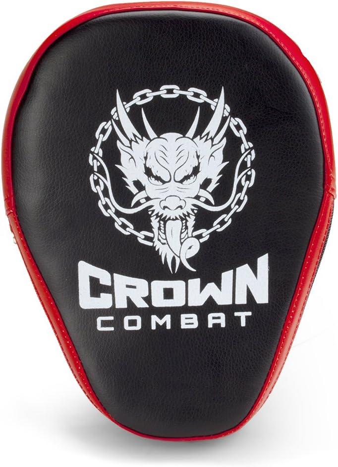 Heavy Duty MMA Curved Punch Mitt - 1 Per Order