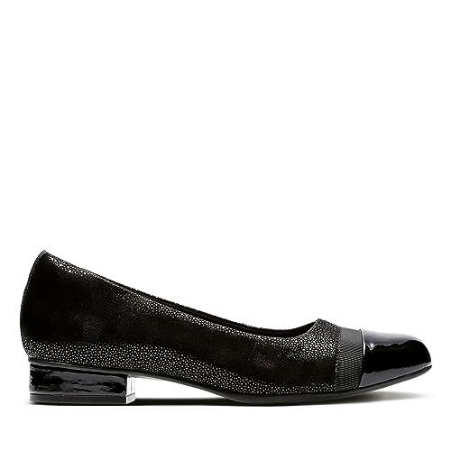 8ddb979157 Clarks Keesha Rosa Nubuck Shoes in: Amazon.co.uk: Shoes & Bags