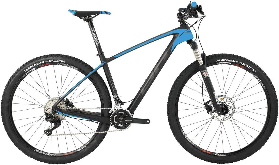Bh - Bicicleta de montaña Ultimate RC 8.7 29 XT RS: Amazon.es ...