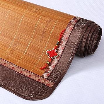 LWFB Colchoneta de verano para dormir / colchoneta de enfriamiento de bambú colchón / tapete de