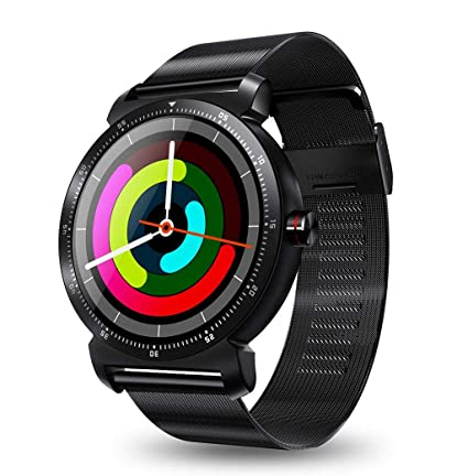 CANDLLY Smartwatch, K88H Plus Reloj Inteligente iOS Android ...