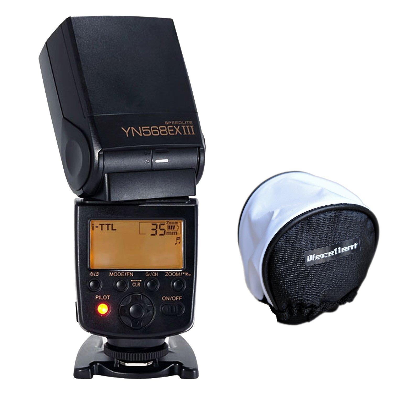 Yongnuo YN-568EX III YN568 III TTL HSS Aufsteckblitz: Amazon.de: Kamera