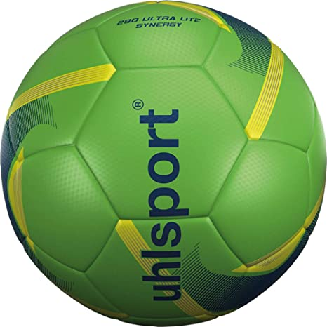 uhlsport 290 Ultra Lite Synergy Balón fútbol, Juventud Unisex ...