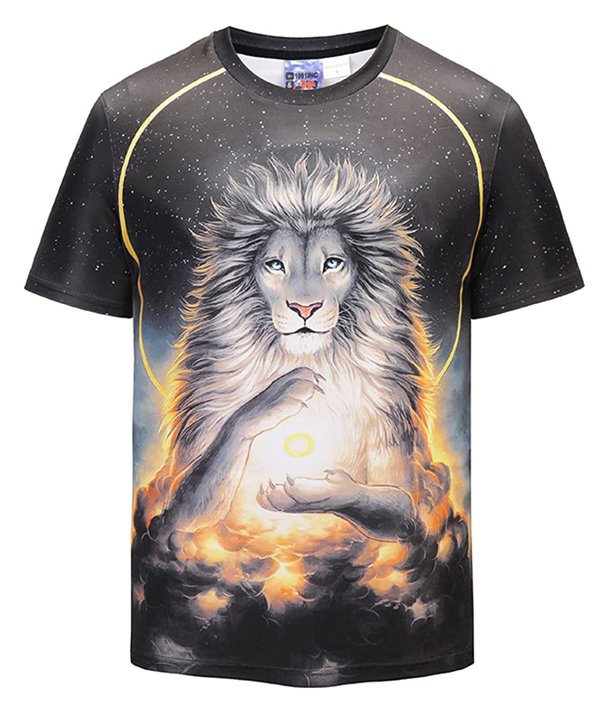 ピゾフ(Pizoff) メンズ Tシャツ B07BFRQYCR XX-Large Y1823-03 Y1823-03 XX-Large