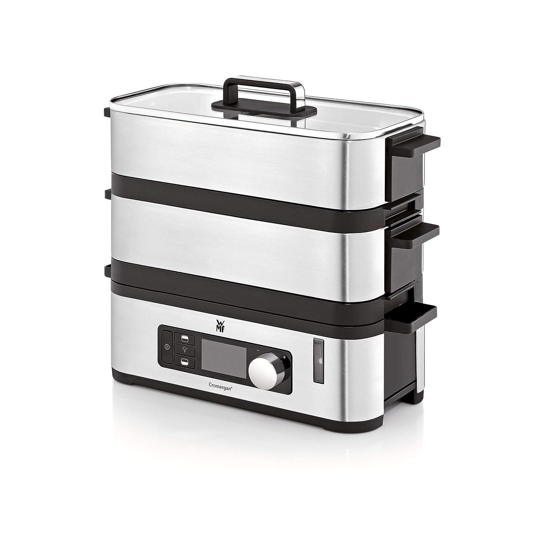 WMF Kitchenminis Vaporera 900 W de hasta 4.3 L y depósito de Agua ...