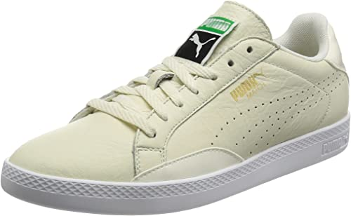 PUMA Match Lo Black and White Wn's, Baskets Basses Femme