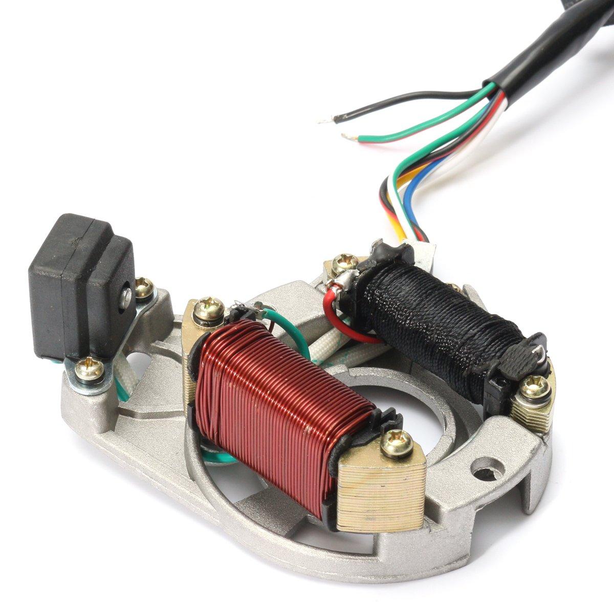Amazon.com : 50cc 70cc 90cc 110cc CDI Wire Harness Assembly Wiring Kit ATV  Electric Start QUAD : Everything Else