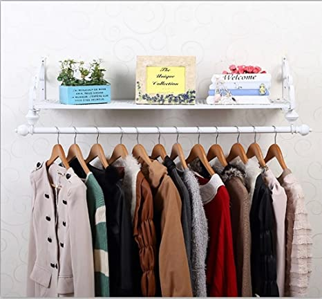 Perchero Wall Coat Racks Estilo Europeo Dormitorio Perchas ...