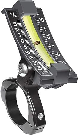 Desconocido Sun Company CyclClimb – Inclinómetro de Bicicleta para ...