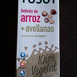 Yosoy - Bebida de Arroz - Caja de 6 x 1L: Amazon.es: Alimentación y ...