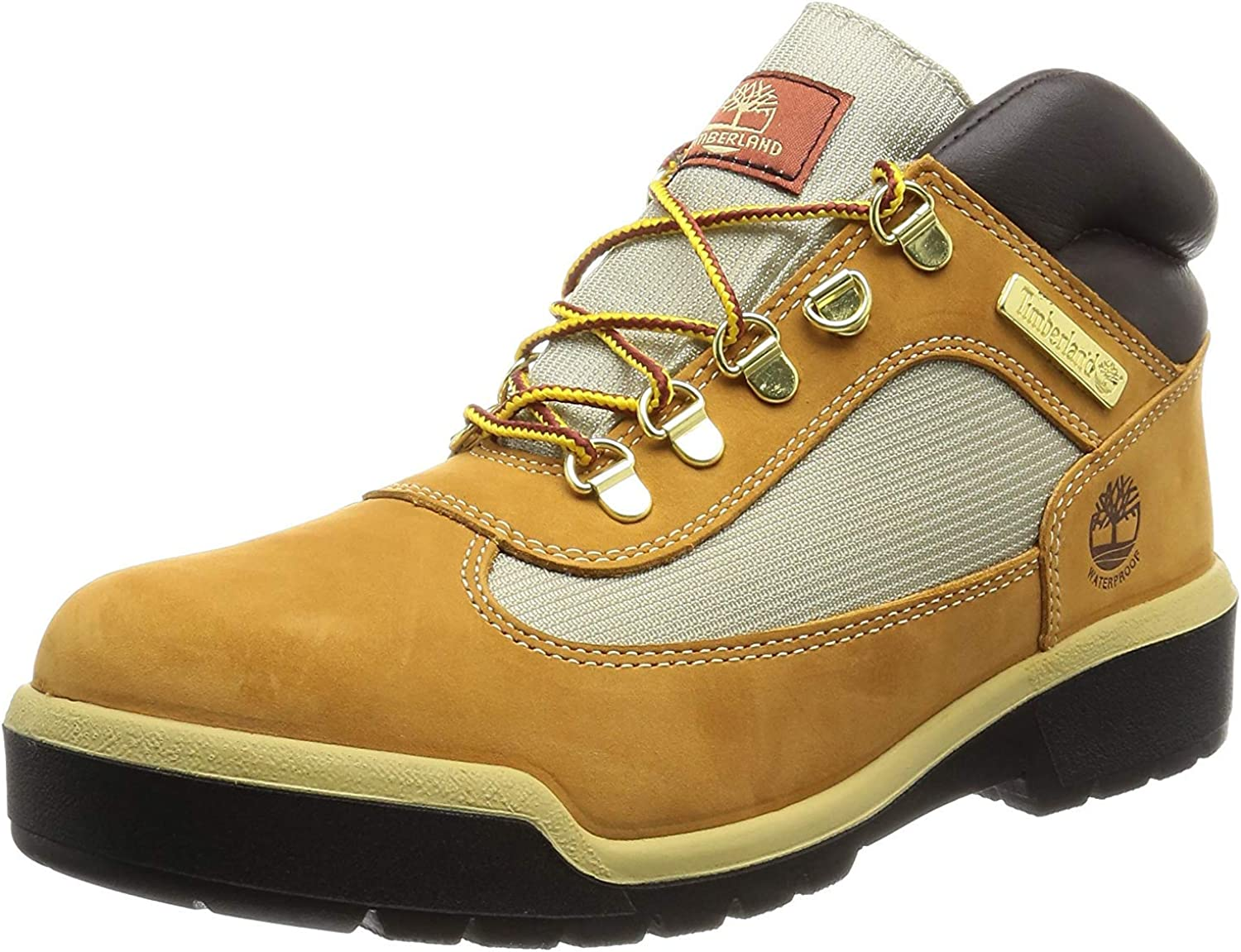 Timberland Men s Field Boot F L Waterproof