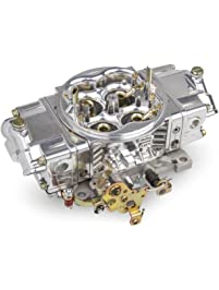 Holley 0-82751SA Street HP Carburetor 4 bbl 750 cfm Model 4150 HP Mech Secondary No Choke Gas Double Accelerator Pump...