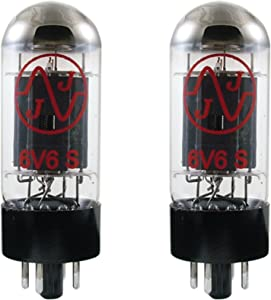 JJ Electronics Amplifier Tube (T-6V6-S-JJ-MP)