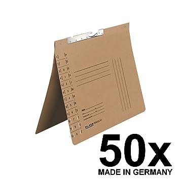 FALKEN pendular - Archivador colgante (reciclado de cartón, color marrón Behördenheftung: Amazon.es: Oficina y papelería