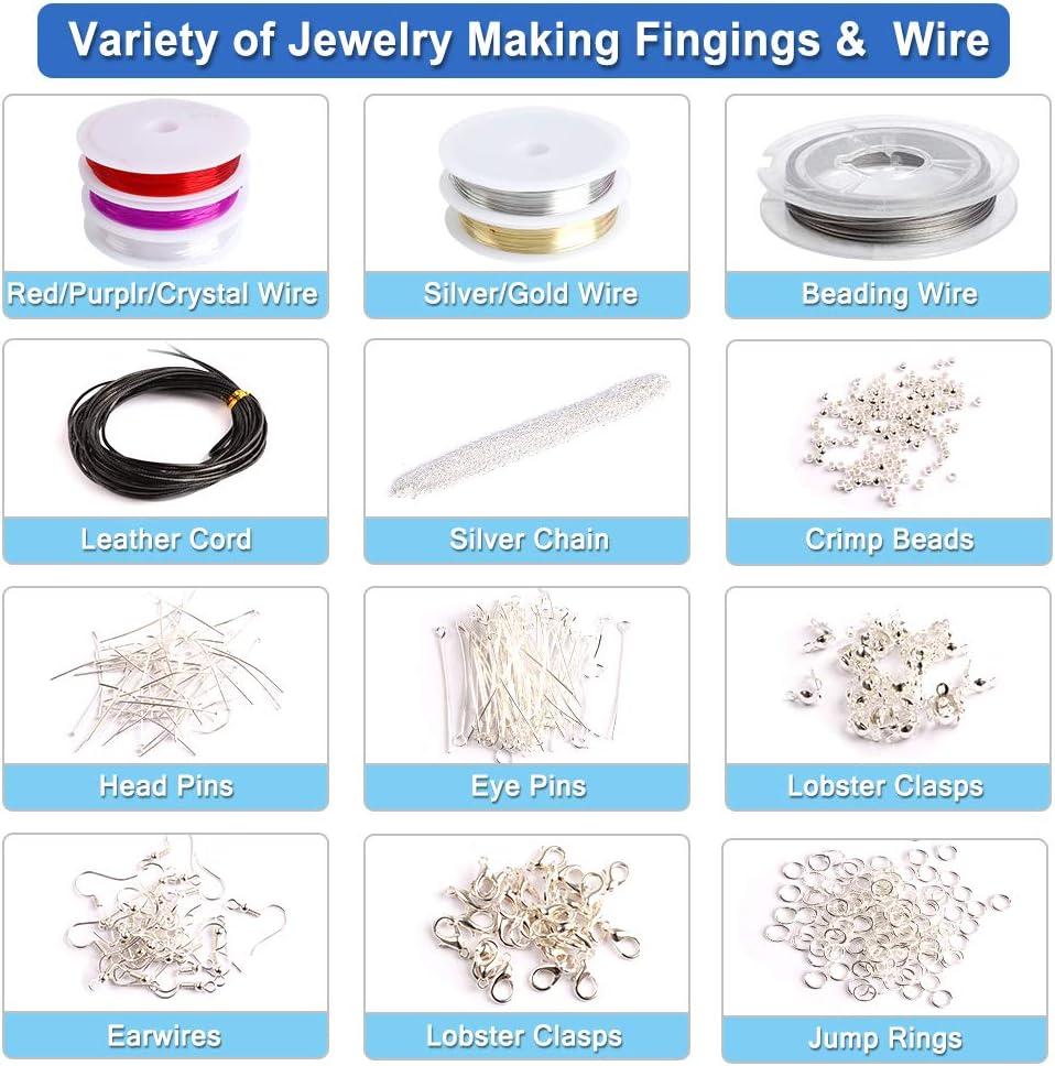 Job Lot Jewellery Findings 1000 Eye Pins